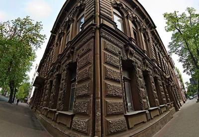 Шоколадный домик - место для фотосессии в Киеве - портфолио 4