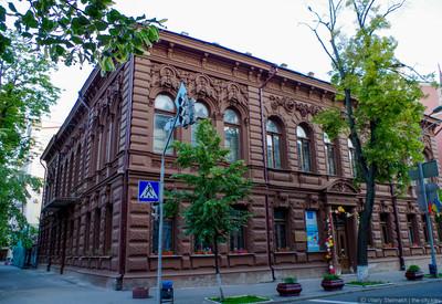 Шоколадный домик - место для фотосессии в Киеве - портфолио 1