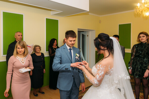Марьяна+Анатолий - фото №10