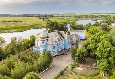 Голубой дворец Куриса - место для фотосессии в Одесской области - портфолио 2