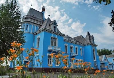 Голубой дворец Куриса - место для фотосессии в Одесской области - портфолио 1