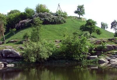 Маленькая Швейцария под Киевом - место для фотосессии в Киевской области - портфолио 6