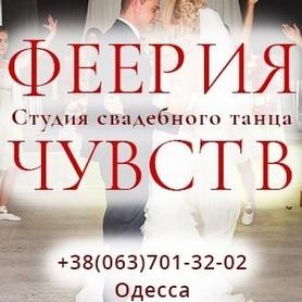 """Студия свадебного танца"""" Феерия чувств"""""""