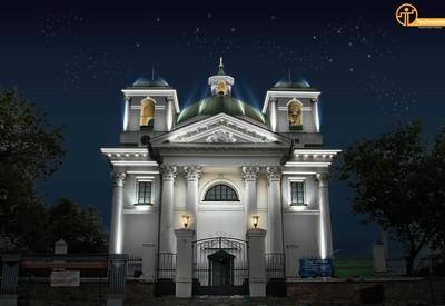 Храмы и дворцы Белой Церкви - место для фотосессии в Киевской области - портфолио 2