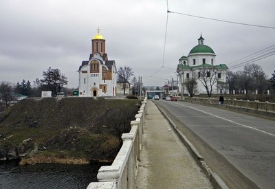 Храмы и дворцы Белой Церкви - место для фотосессии в Киевской области - портфолио 1