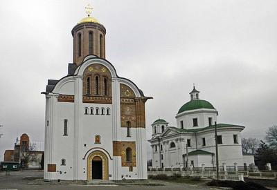 Храмы и дворцы Белой Церкви - место для фотосессии в Киевской области - портфолио 4