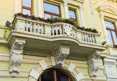 Улица Ольги - место для фотосессии в Черновцах - портфолио 5