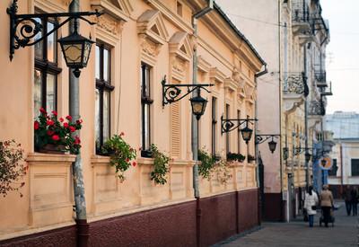 Улица Ольги - место для фотосессии в Черновцах - портфолио 6