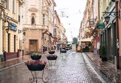 Улица Ольги - фото 1