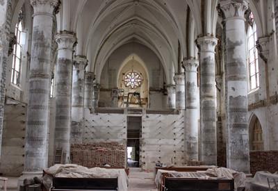 Костел Сердца Иисуса - место для фотосессии в Черновцах - портфолио 6