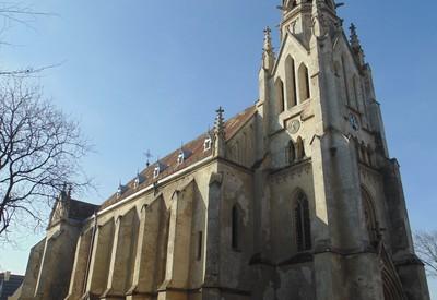 Костел Сердца Иисуса - место для фотосессии в Черновцах - портфолио 5