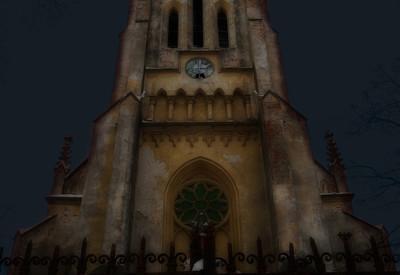 Костел Сердца Иисуса - место для фотосессии в Черновцах - портфолио 4