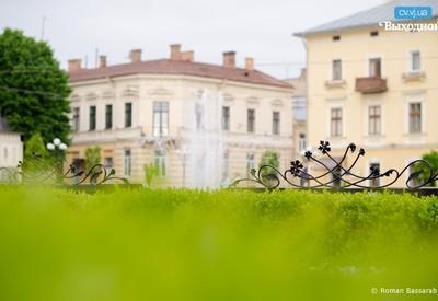 Площадь Филармонии - место для фотосессии в Черновцах - портфолио 5