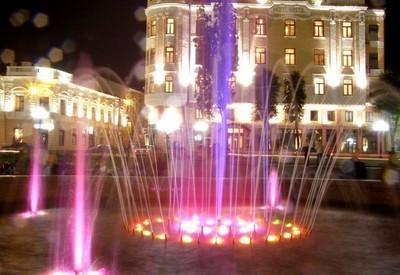 Площадь Филармонии - место для фотосессии в Черновцах - портфолио 4