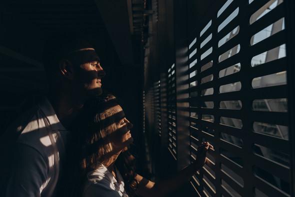 Love-story Ира + Андрей - фото №21