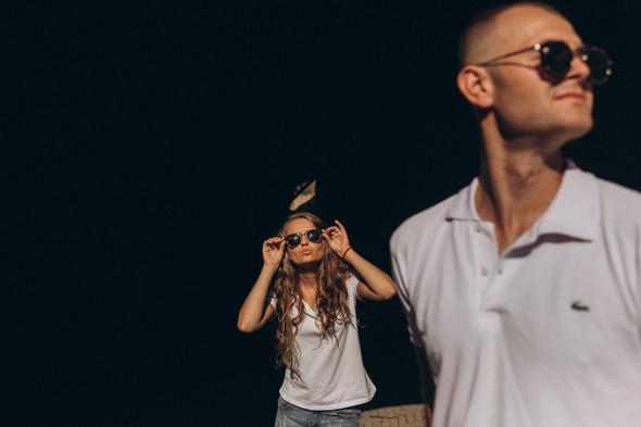 Love-story Ира + Андрей - фото №12