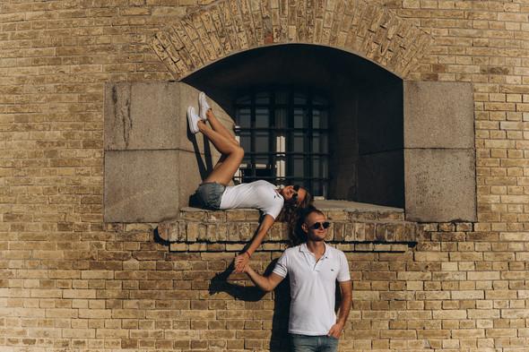 Love-story Ира + Андрей - фото №22
