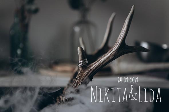 Никита и Люда Свадьбы - фото №1