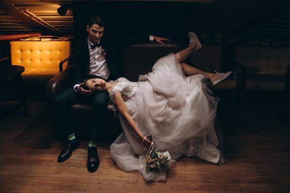 Никита и Люда Свадьбы - фото №42
