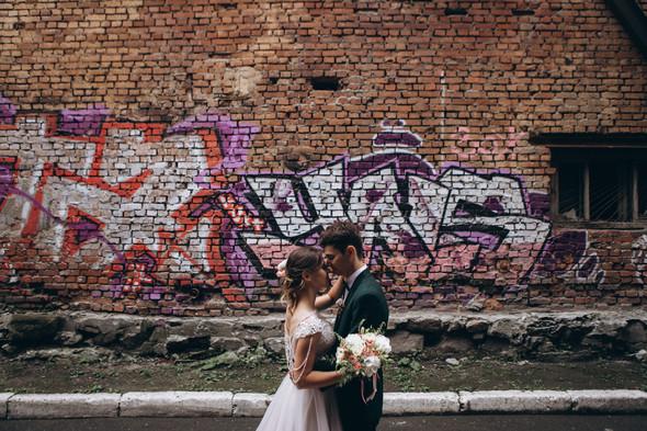 Никита и Люда Свадьбы - фото №32