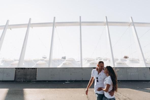 Love-story Ира + Андрей - фото №19