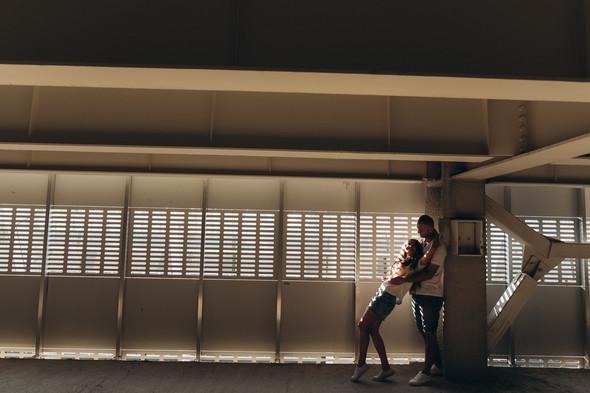 Love-story Ира + Андрей - фото №18