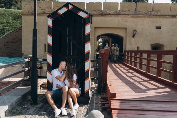 Love-story Ира + Андрей - фото №6