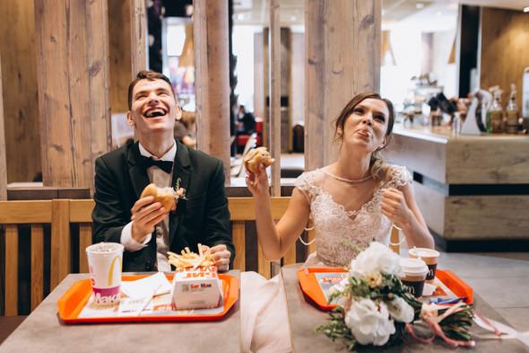 Никита и Люда Свадьбы - фото №39
