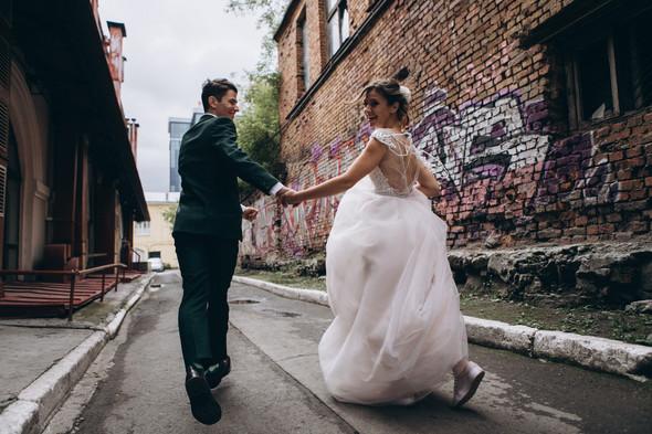 Никита и Люда Свадьбы - фото №37