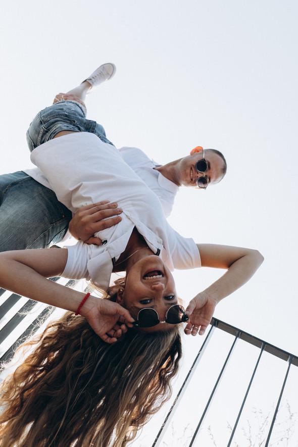 Love-story Ира + Андрей - фото №23