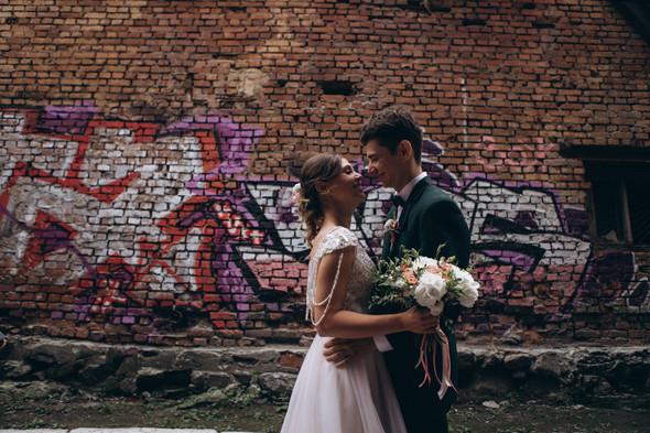 Никита и Люда Свадьбы - фото №33