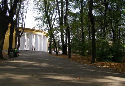 Парк Шевченко - место для фотосессии в Черновцах - портфолио 4