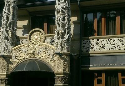 Клуб Сорбонна - место для фотосессии в Черновцах - портфолио 2