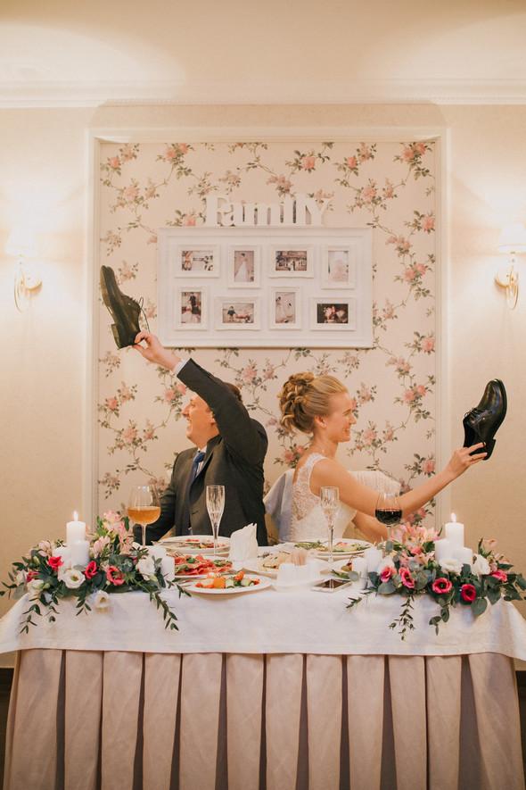 Тёплая ноябрьская свадьба - фото №39