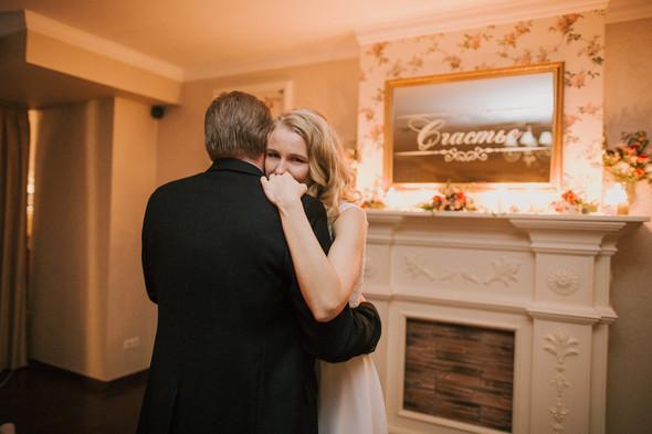 Тёплая ноябрьская свадьба - фото №46