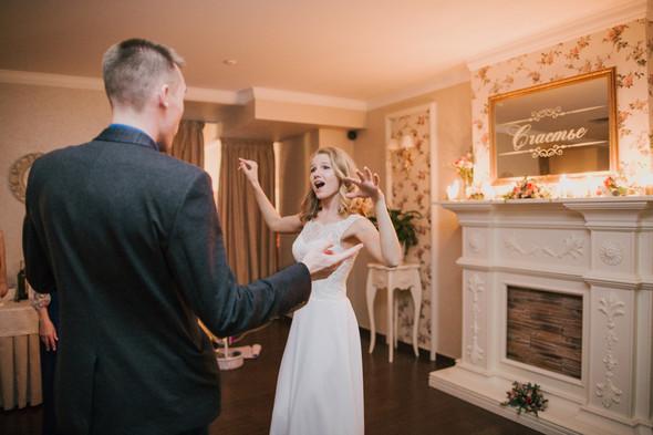 Тёплая ноябрьская свадьба - фото №47