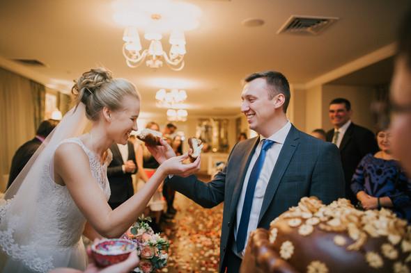 Тёплая ноябрьская свадьба - фото №34