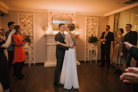 Тёплая ноябрьская свадьба - фото №41