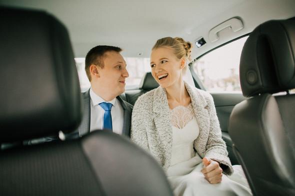 Тёплая ноябрьская свадьба - фото №9