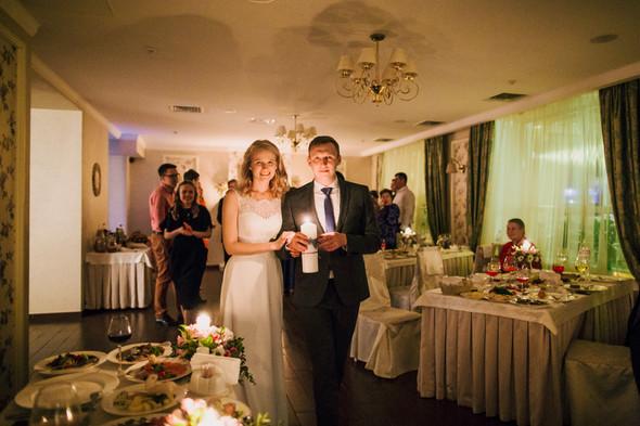 Тёплая ноябрьская свадьба - фото №55