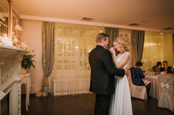 Тёплая ноябрьская свадьба - фото №45