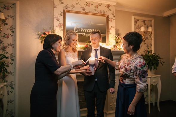 Тёплая ноябрьская свадьба - фото №53