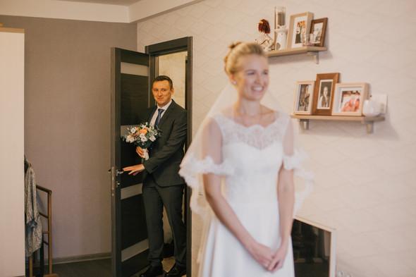 Тёплая ноябрьская свадьба - фото №6