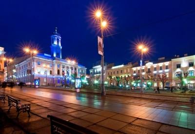 Площадь Рынок - место для фотосессии в Черновцах - портфолио 5