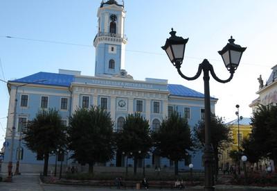 Площадь Рынок - место для фотосессии в Черновцах - портфолио 6