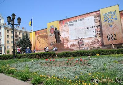 Площадь Рынок - место для фотосессии в Черновцах - портфолио 3