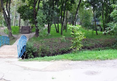 Гидропарк Топильче - место для фотосессии в Тернополе - портфолио 4
