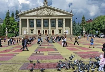 Театральная площадь - фото 1