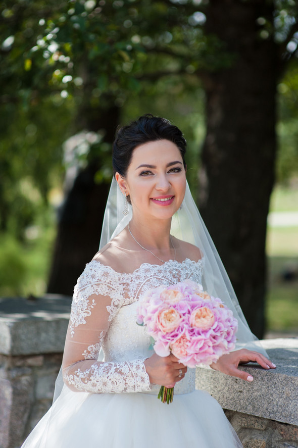 Свадьба в сентябре - фото №65