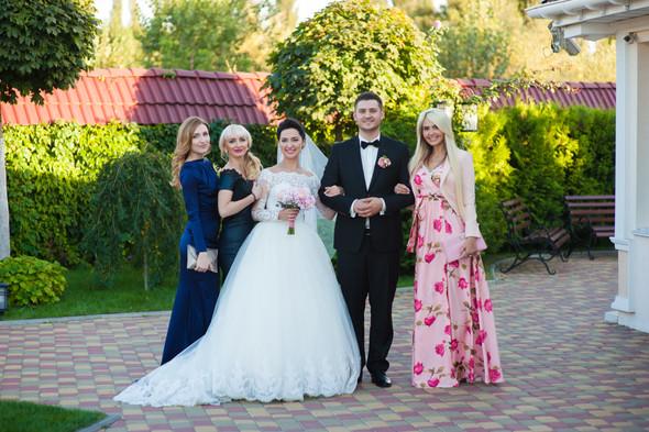 Свадьба в сентябре - фото №129